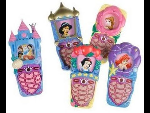 disney princess cell phone toys for kids youtube. Black Bedroom Furniture Sets. Home Design Ideas