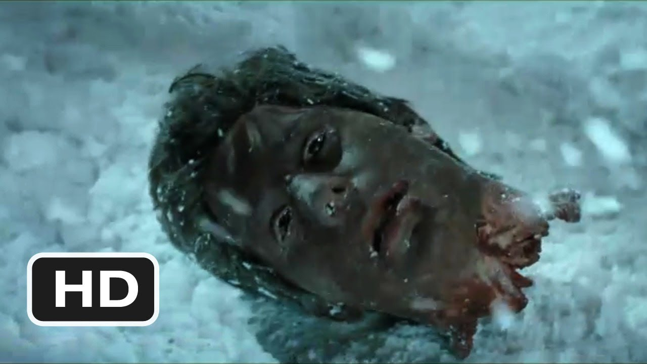 Download Saint #2 Movie CLIP - A Ghostly Gang (2010) HD