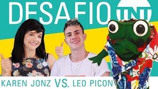 Baixar KAREN JONZ X LEO PICON: FILMES TEEN | Desafio TNT