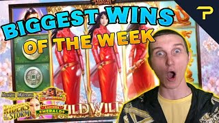 BIGGEST WINS OF THE WEEK! $50k+ Week! - MASSIVE WINS on Televega from tpvillain LIVE STREAM