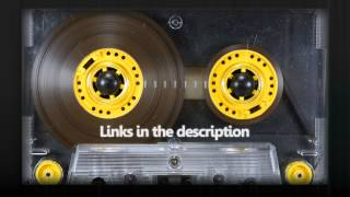 Videohive Video Footage - Fun Energy Music - Audio Cassette Player - Tape Memorex - Background Music