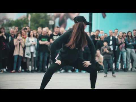 STREET TWERK SEXYGIRL DANCE BATTLE KIEV