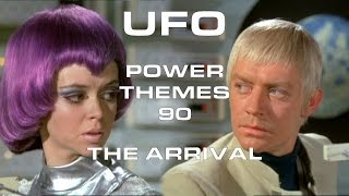 UFO - The Arrival (Power Themes 90 - 2015 edit)