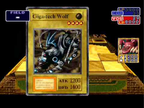 Astuce Yu Gi Oh Forbidden Memories Fusion Partie 1 Youtube
