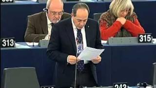 Paolo de Castro, interviene nel dibattito in Aula sui disequilibri nella catena alimentare