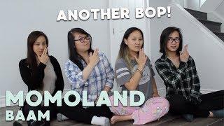 MV REACTION | MOMOLAND (모모랜드) 'BAAM'
