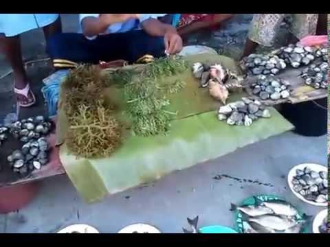 Zamboanga Province Market Life and Street Life (ipil)