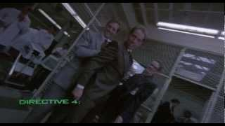 RoboCop 1987 - birth & reveal scene clip [longer version]- HD 720p Original 80s version
