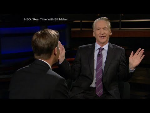 Growing outrage over Bill Maher's racial slur on live television