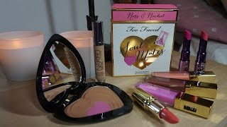 Makeup Haul: Too Faced, Urban Decay, MAC & more!
