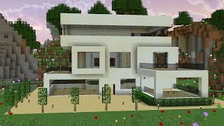 ماين كرافت بناء بيتي الرومانسي في سيرفر عراق كرافت #34