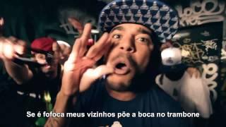 ConeCrewDiretoria - EuVoluindo (Clipe Oficial) Letra e Vídeo