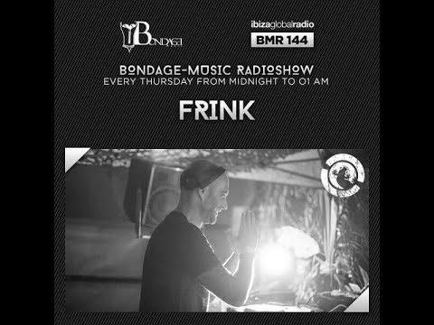 Bondage Music Radio - Edition 144 mixed by Frink