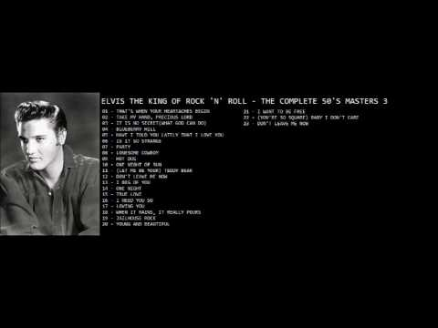 ELVIS THE KING OF ROCK 'N' ROLL   THE COMPLETE 50'S MASTERS 3