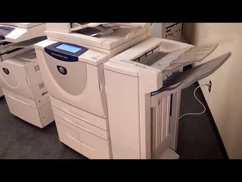 Copiers - Xerox  5735, 5755 copier printer scanner Low Meter 2017