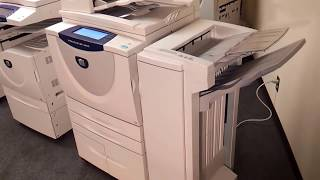 Copiers - Xerox  5735, 5655 copier printer scanner Low Meter