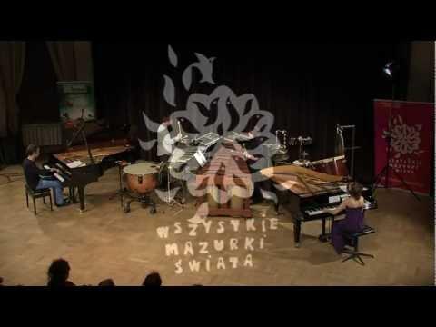KWADROFONIK  2 -  festiwal WSZYSTKIE MAZURKI ŚWIATA