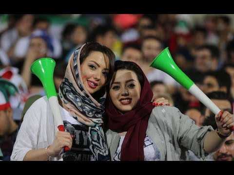 06 Iran-Cambodia Football Match