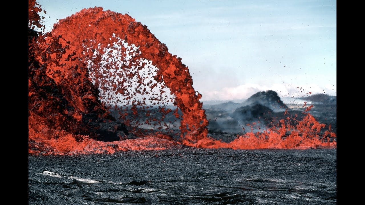 Hawaii Volcano 2018 Emergency Update Chemtrails Conspiracy