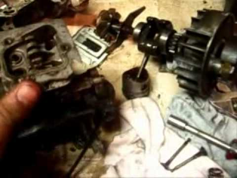 honda mini 4 stroke complete pull down   disassembly youtube honda gx35 manuel francais honda gx 35 manuale officina