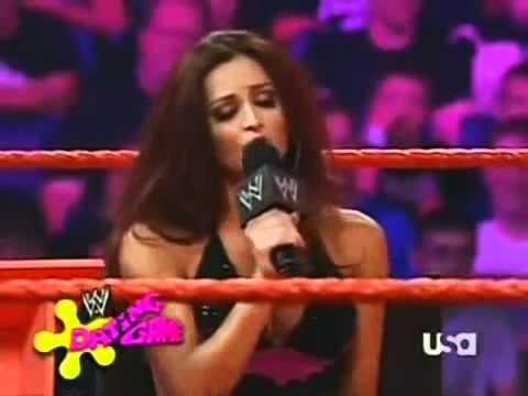 WWE RAW Dating Game