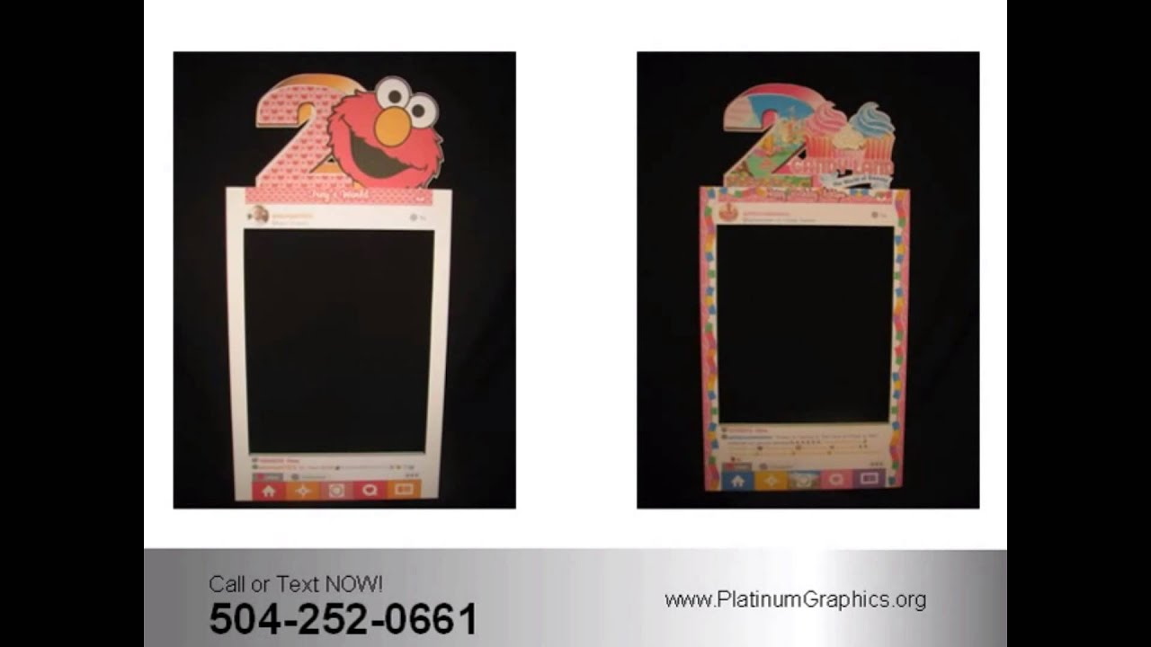 Instagram Frame | Selfie Frames | Selfie Photo Frames | Photo Props ...