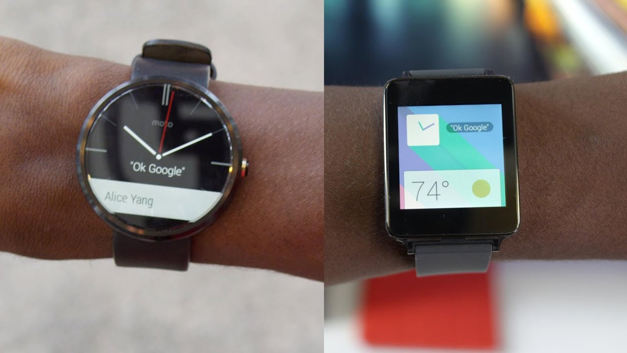 Android wear review smartwatches youtube