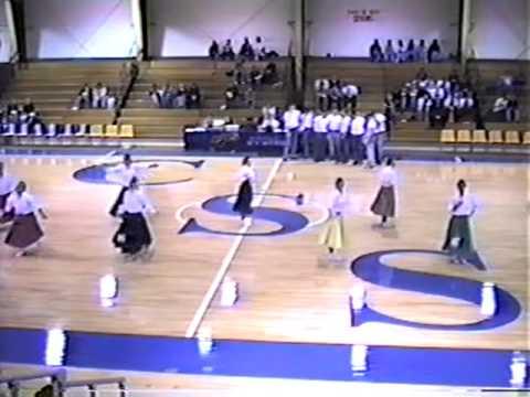 CSS Dance Team 1996 1997