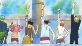 Repeat youtube video One Piece Opening 10 Deutsch
