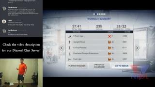 NFGL Live: UFC Personal Trainer (2011, Nintendo Wii) #22