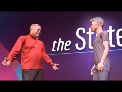 The State of VR with Robert Scoble and Philip Rosedale