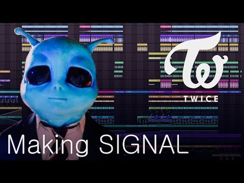 let's make the beat from TWICE - SIGNAL Mp3