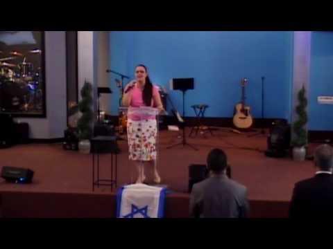 Culto de Missao Domingo 18 DEZ 2016 PR. Roberto AFRICA