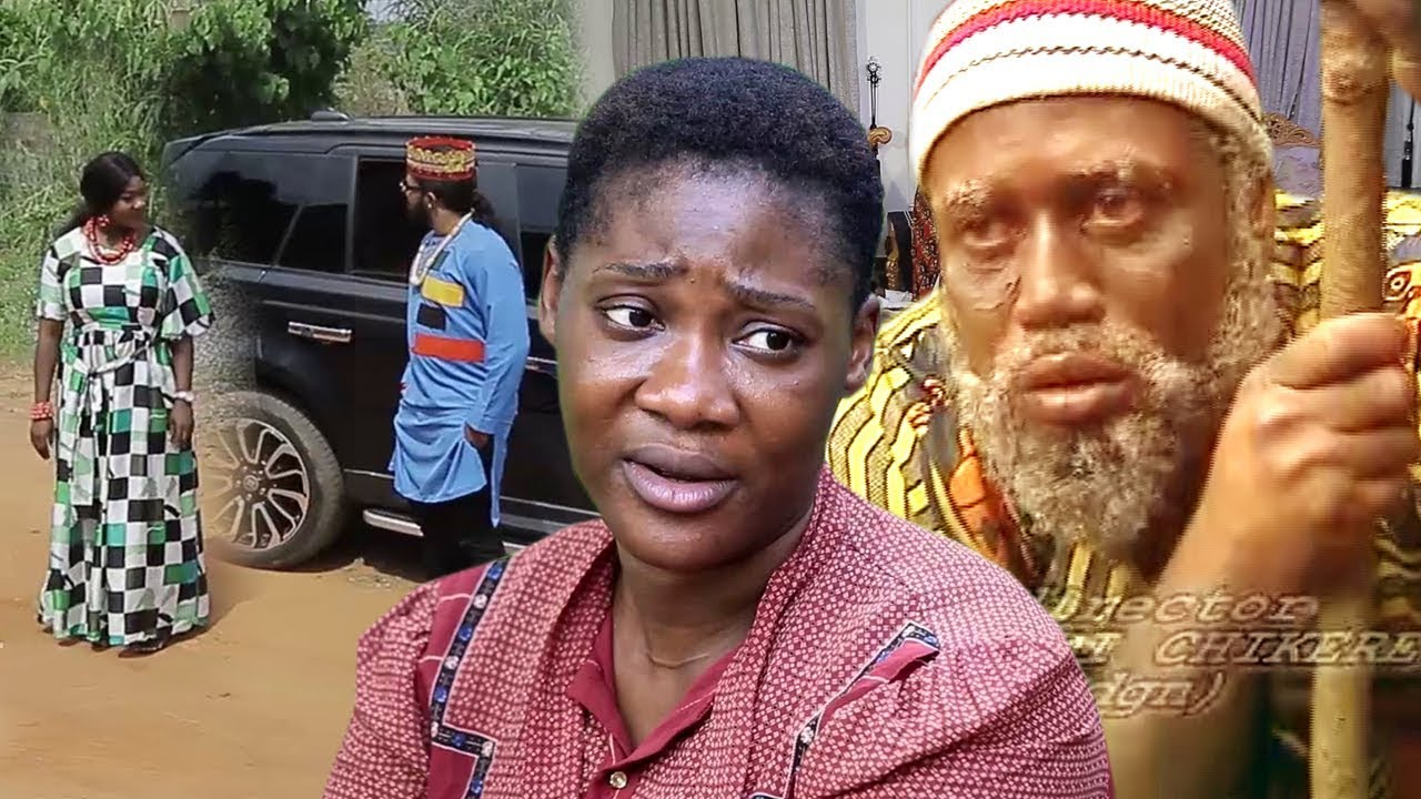Download The Prince Pretend To Be A Beggar To Find A Wife - Mercy Johnson  2020 Latest Nigerian Movie