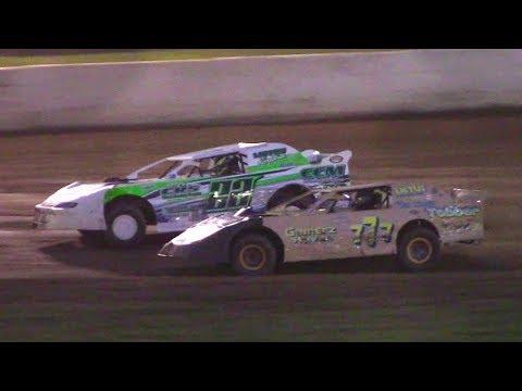 Street Stock Feature | Eriez Speedway | 8-20-17