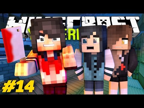 Yandere High School - THE PSYCHO! [S1: Ep.14 Minecraft Roleplay]