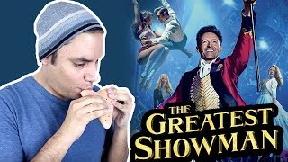 The Greatest Showman - This Is Me/From Now On - Ocarina Cover || David Erick Ramos