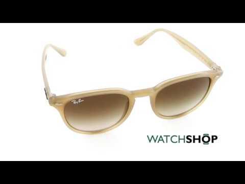 7c261e88b2 Ray-Ban RB4259 Sunglasses (RB4259-616613-51) - YouTube