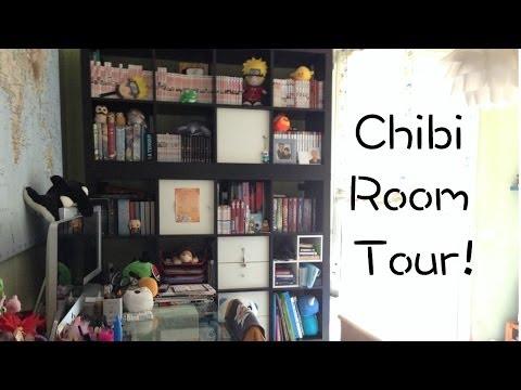 Chibi Room Tour! | Manga, Pokèmon & more