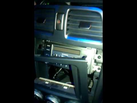 How to Install a Hazard Button on a Subaru