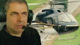 Download Mr Bean Comedy - Time to Fly! | Johnny English Reborn | Mr Bean Official