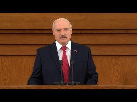 Лукашенко: безопасность - в единстве народа