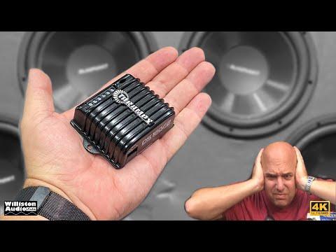 Tiny Car Audio Amp Tested! Taramps DS160x2 Amp Dyno