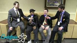 Mandopony and SilvaHound Interview - EQI - Las Pegasus Unicon 2013