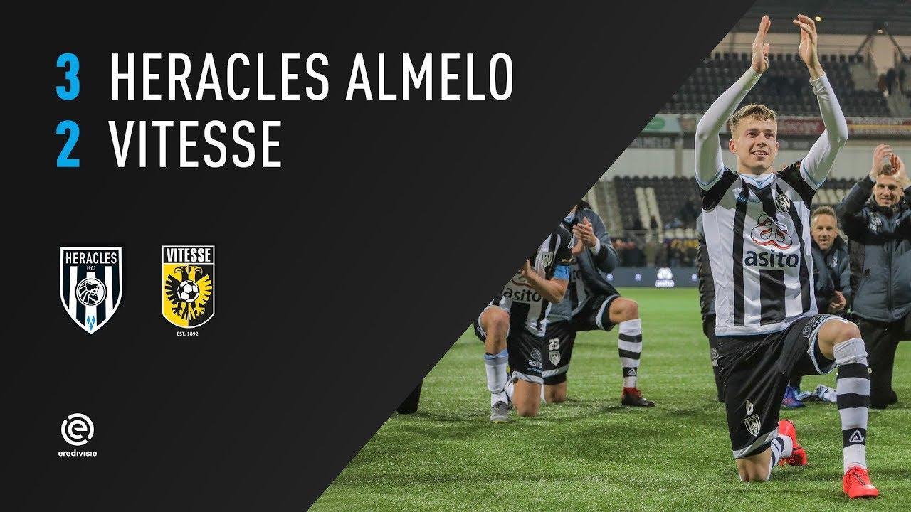 Heracles Almelo - Vitesse | 16-03-2019 | Samenvatting
