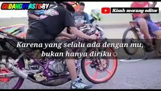 Download lagu Story wa drag bike keren abis MP3