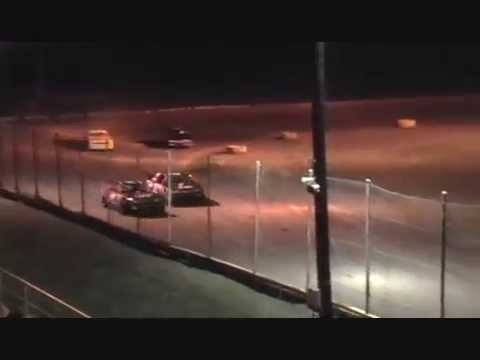 Part 1 Heat Race, Arkansas State Championship 10-13-2012 Team 27 Super Stock
