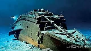 Титаник . Творческая работа учащихся  6 класса на уроке художественного труда