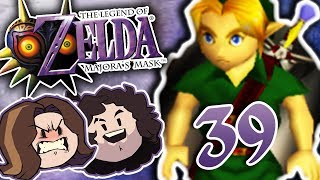 Zelda Majora's Mask: Beat, Tired and Annoyed - PART 39 - Game Grumps
