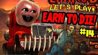 Midget Apple - Earn to Die #14: Chicken Nuggets!